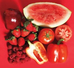 Alimentação para engravidar - licopeno